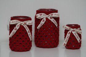 En blogg om håndarbeid innen strikking, hekling og sying.