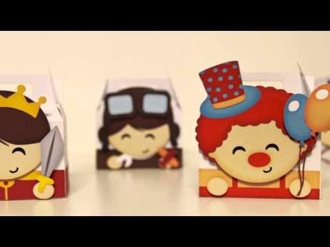 Trailer   Personagens by Nilmara Quintela - YouTube
