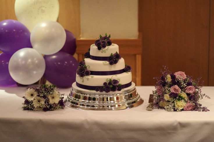 Cake decoration corsages