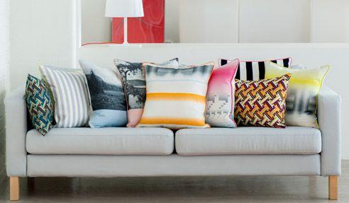 Ikea covers for your furniture by BEMZ | Ikea hoezen voor je meubels door BEMZ     Blog: interieurcursus.blospot.com