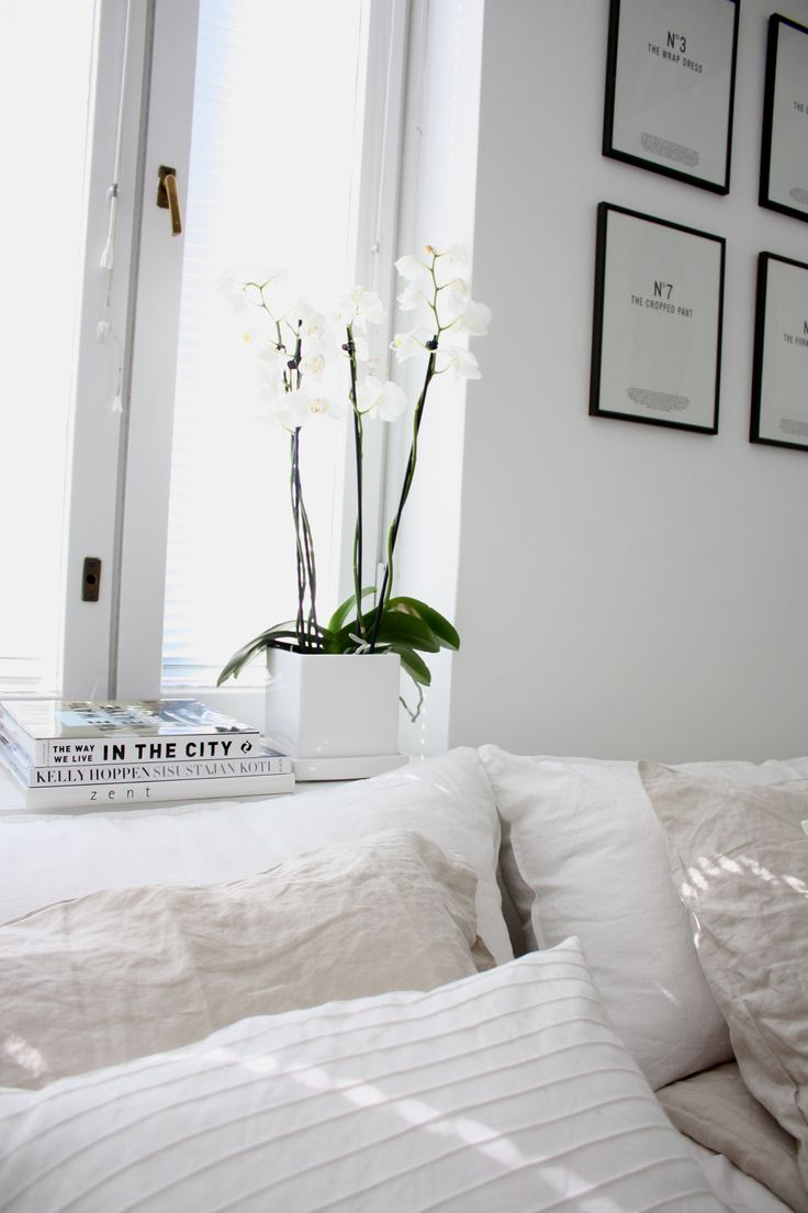 25 best ideas about white bedroom decor on pinterest for Bedroom designs white