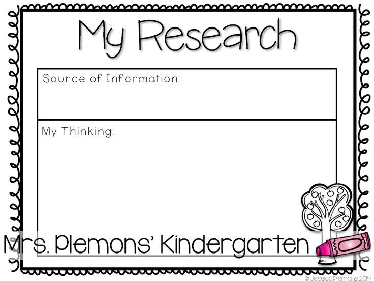 Mrs. Plemons' Kindergarten: Inquiry and Project Based Learning