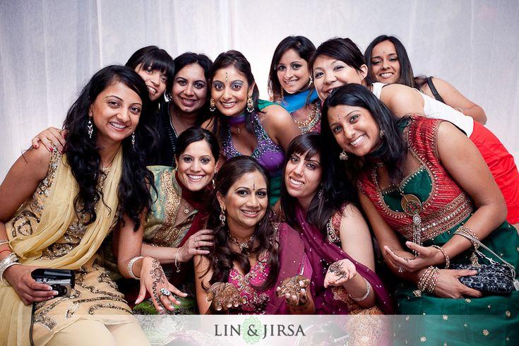 Mehndi Party in Cypress | Sudesh & Sapna