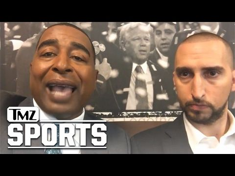 Cris Carter I told Odell not to disrespect the game | TMZ Sports