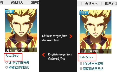 Chinese Standard Web Fonts: A Guide to CSS Font Family Declarations for Web Design in Simplified Chinese - Kendra Schaefer