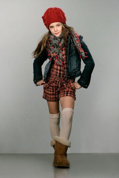 Pepe Jeans, moda infantil, ropa para niños y niñas colección otoño-invierno de Pepe Jeans