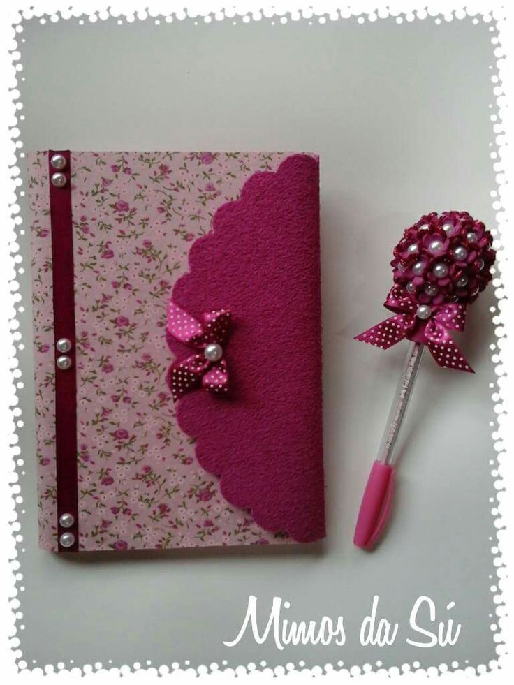 Lindo esse caderno