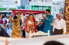 Beautiful Wedding Journey Of A Gujarati Bride And Gujarati Groom…