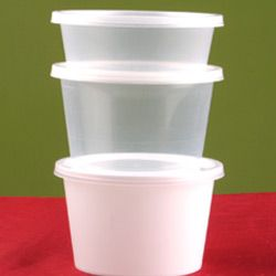 We offer a very functional variety of Plastic Storage Jars that offer solutions for storing nuts, spices, chocolates, candies and also medicines. The plastic storage boxes are made from nontoxic, food grade plastic that offer no health risk. The jars are offered at most reasonable prices. The range can be availed in various sizes and designs.