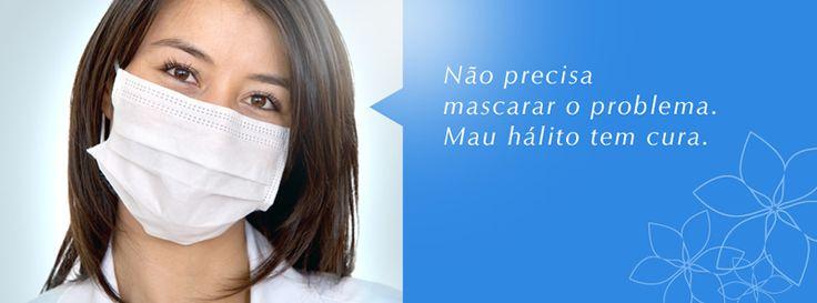 CLIQUE AQUI! Halitose (mau hálito) dúvidas frequentes A halitose não é uma doença, mas é indicativa de alguma alteração no funcionamento do organismo, que requer atenção especial. Se observarmos determinados http://saudenocorpo.com/halitose-mau-halito-duvidas-frequentes/