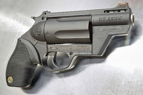 Lightweight, compact and powerful. What do you think about the Taurus Judge Public Defender?