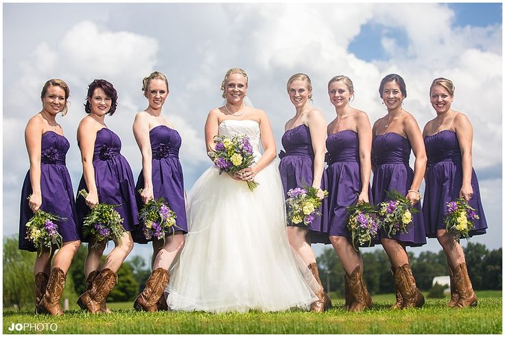 Best 25+ Bridesmaids in boots ideas on Pinterest ...