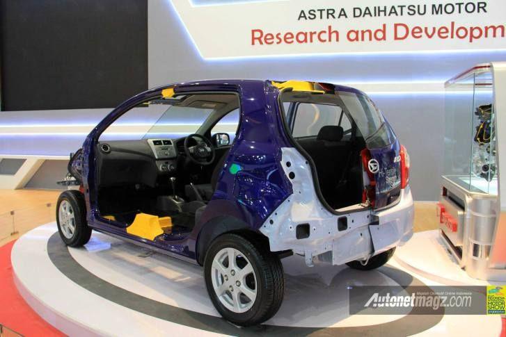 Daihatsu, Tampak Dalam Daihatsu Ayla: 7 Trik Tim Riset Daihatsu Memangkas Ongkos Produksi Daihatsu Ayla dan Toyota Agya Agar Menjadi Mobil Murah