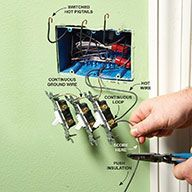 Wiring Outlets and Switches the Safe and Easy Way | The Family Handyman