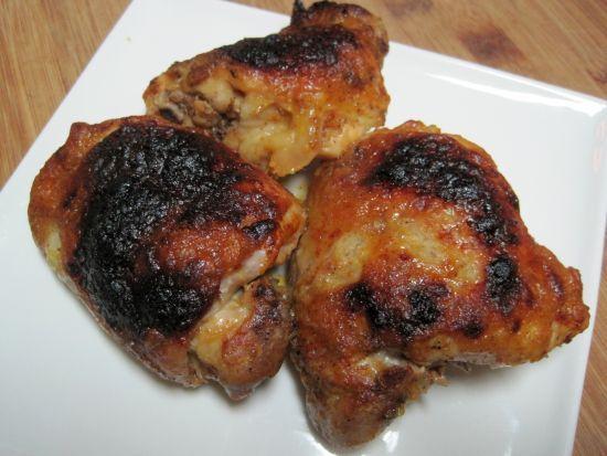 Perfect Roast Chicken Thighs -