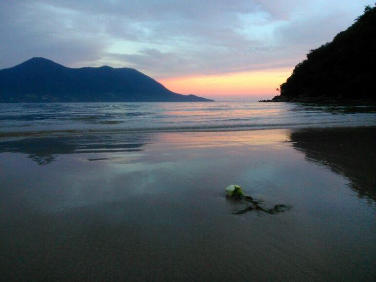 Praia de Guaeca @mariangelaratto
