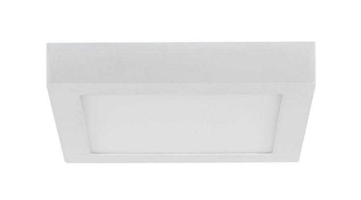 LED panel 21W falon kívüli 225x225mm 4000K természetes fehér (Elm),Falon kívüli led panelek,6.790 Ft