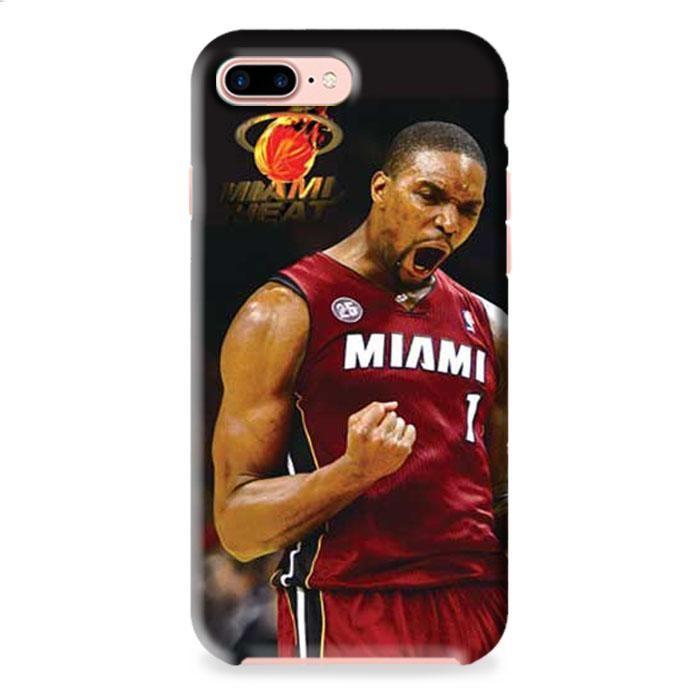 Chris Bosh Yeah iPhone 7 Plus 3D Case Dewantary