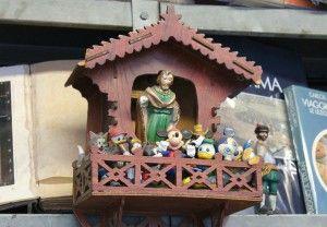 Mini-kapelletjes tegen de muren van huizen in Italiaanse dorpen en steden!