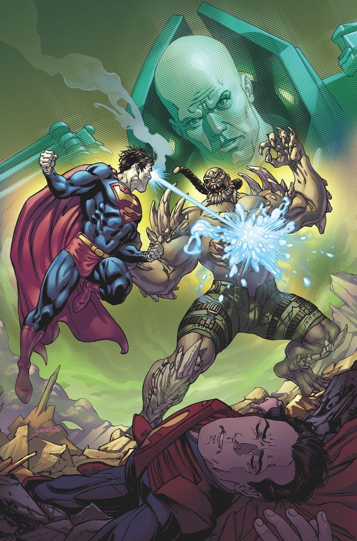 Best 25 Doomsday Comics Ideas On Pinterest Superman Doomsday Doomsday Kills Superman And