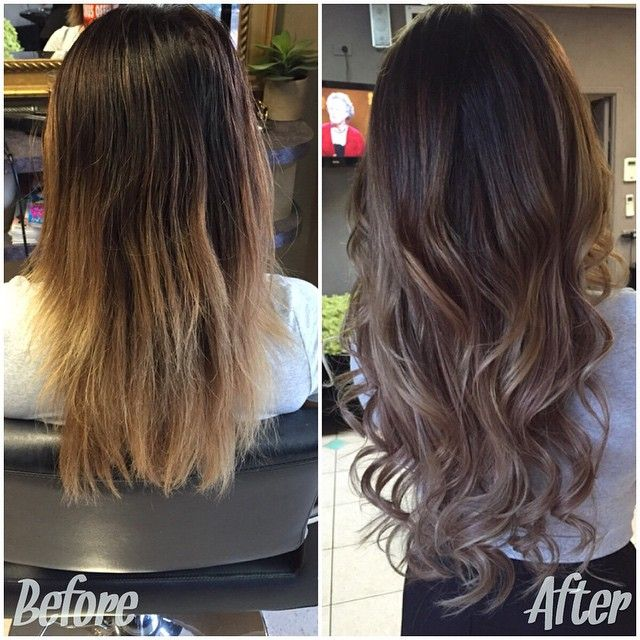 7 best sticki tip hair extensions images on pinterest colors before after a full head of our european tape extensions we can use balayage and multi toned colours to help make your hair look lighter without damaging pmusecretfo Images