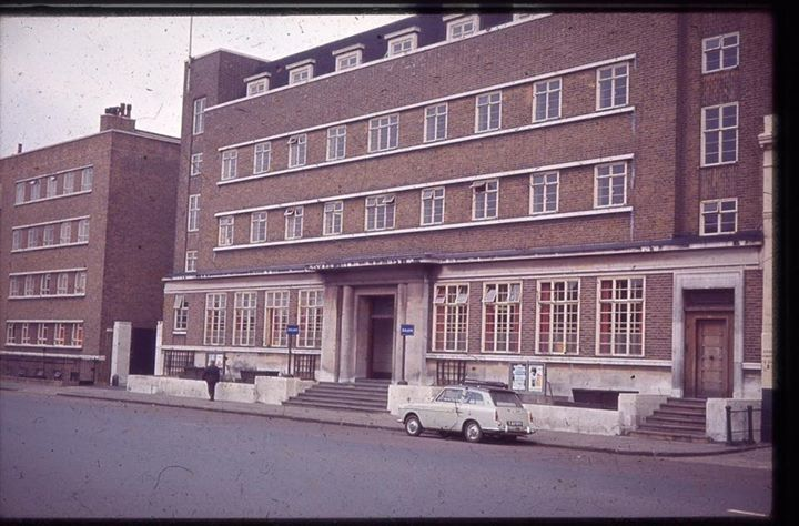 Limehouse Police Station