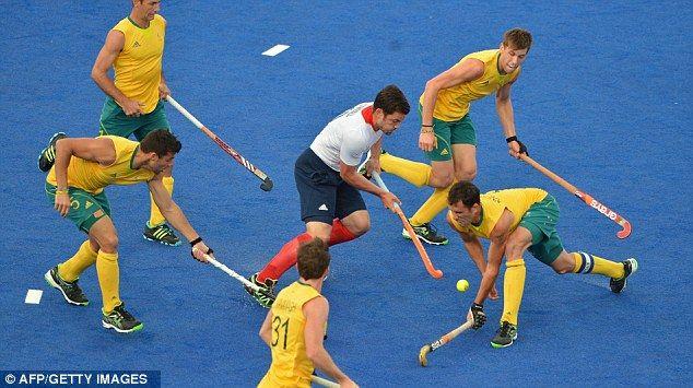 http://www.MilitaryGradeNutritionals.com/blog  Team GB 3 Australia 3: Middleton inspires dramatic comeback to boost medal hopes