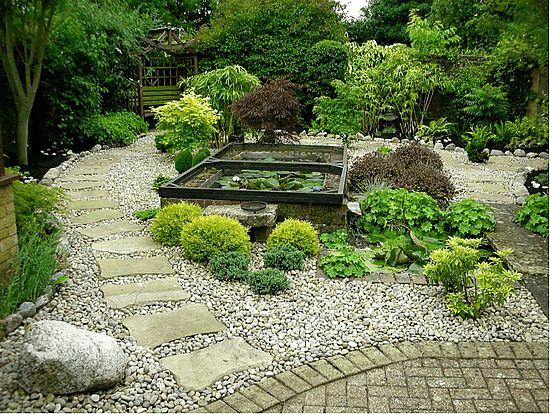 Japanese garden design plans complete garden design for Garden design hertfordshire