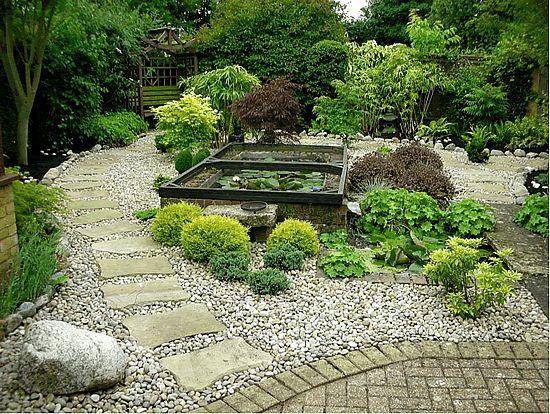 Japanese garden design plans complete garden design for Japanese backyard landscaping