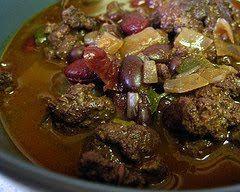 Vension Chili -----Award Winning Chili Recipes