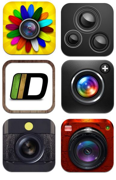 iPhonography Apps