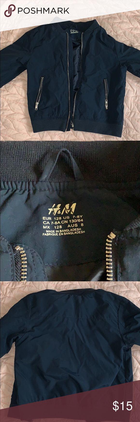 H&M bomber jacket 78Y Bomber jacket, Fashion, Jackets