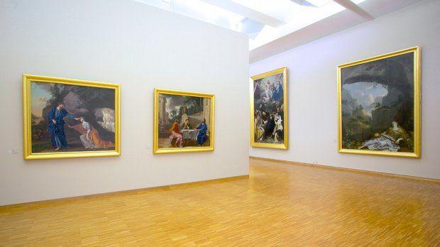 #france #франция #grenoble #гренобль #чтопосетить #кудасходить #чтопосмотреть #музеи #гренобльскиймузей #картины Картины в Гренобльском музее. Гренобль - плоский город среди гор | Oh!France: поездка во Францию