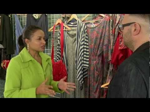 Sarie.com Shop on TV! We show the team from BRAVO! on kykNET how we work.