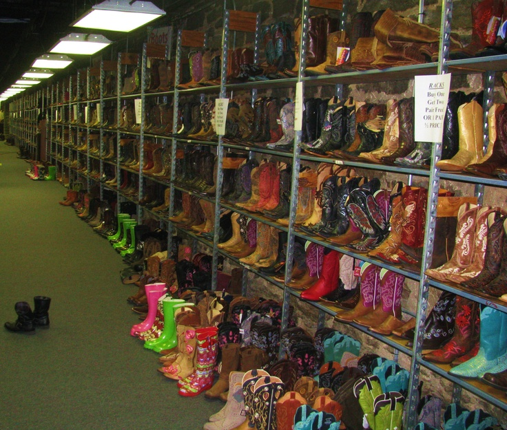 BOOT COUNTRY. store in Nashville. The first job I ever had :-)
