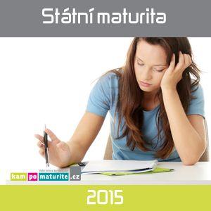 Články - nová maturita kampomaturite.cz státní maturita 2015