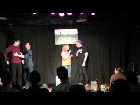 Happy Hour Improv Comedy Fridays at 6:30 Broadway Comedy Club | New York Improv Theater