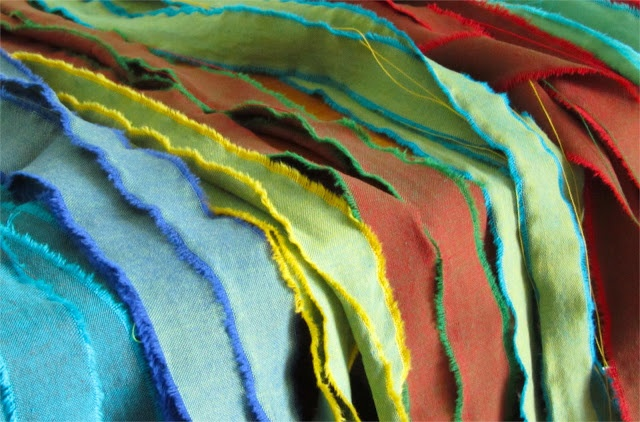 Definition Of Shot Cotton Fabric With Woven Samples