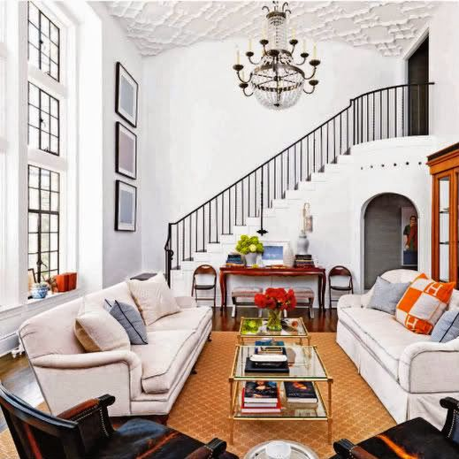 Great Room Decorating Ideas: 107 Best Images About TWO STORY GREAT ROOMS On Pinterest