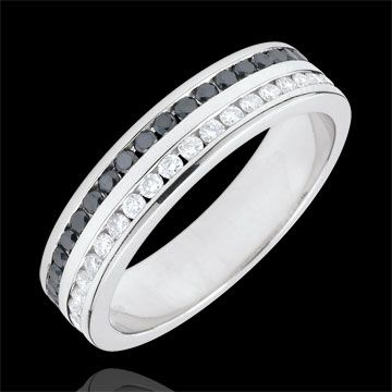 Image result for anillo brillantes negros