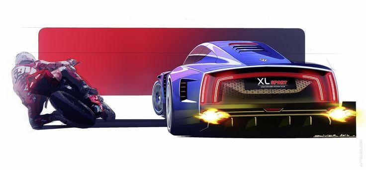 Volkswagen Projekt XL Sport Wallpaper