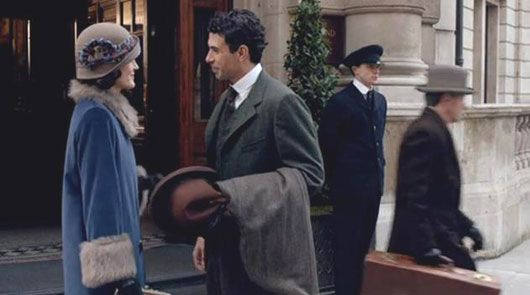 Downton Abbey Locations Tour of London | Brit Movie Tours