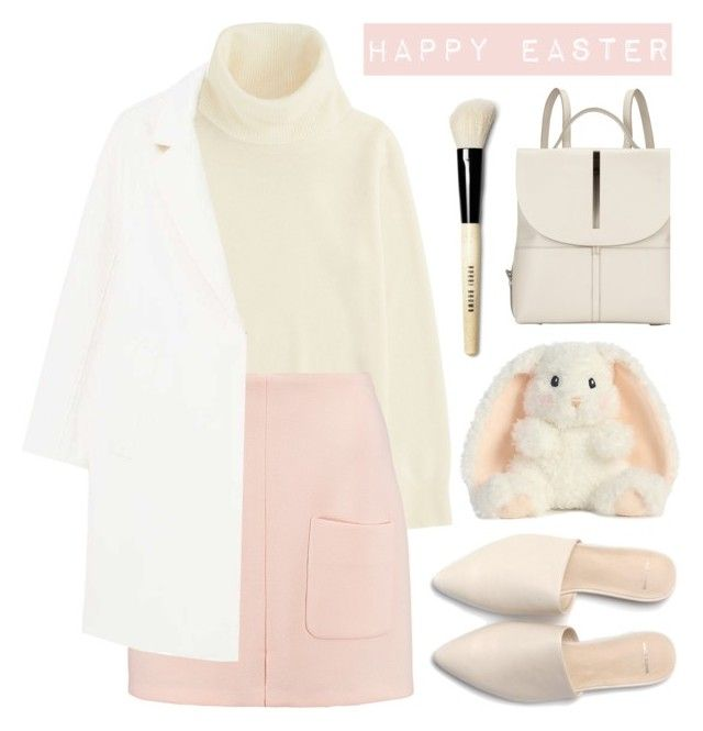 """Happy Easter"" by vazsu ❤ liked on Polyvore featuring Uniqlo, See by Chloé, Kin by John Lewis, MANGO and Bobbi Brown Cosmetics"