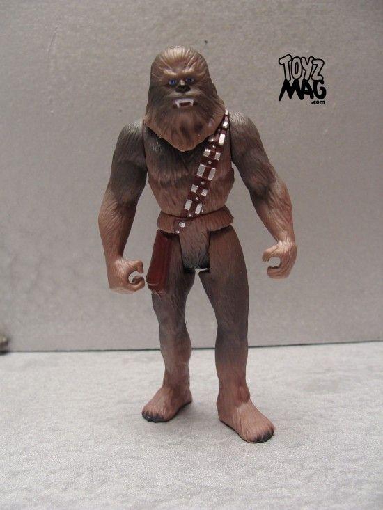 ToyzMag.com » Hasbro Star Wars POTF2 : Review de Chewbacca (1995)