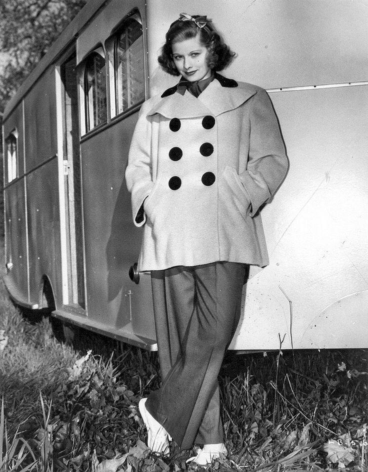 young Lucille Ball   le deuxième sexe   Pinterest ...