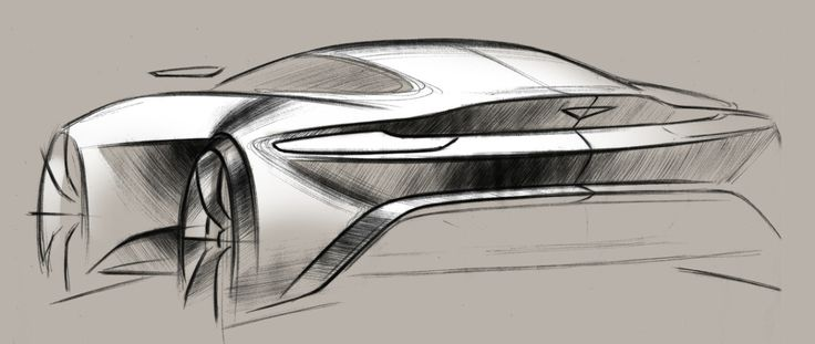 Gashetka | Transportation Design | 2014 | Aston Martin DB10 | Design by Sam Holgate...