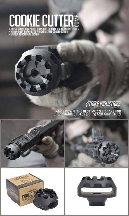 Strike Industries – Cookie Cutter Comp