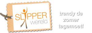 Slipperwereld webwinkel slippers zomer accessoires gadgets