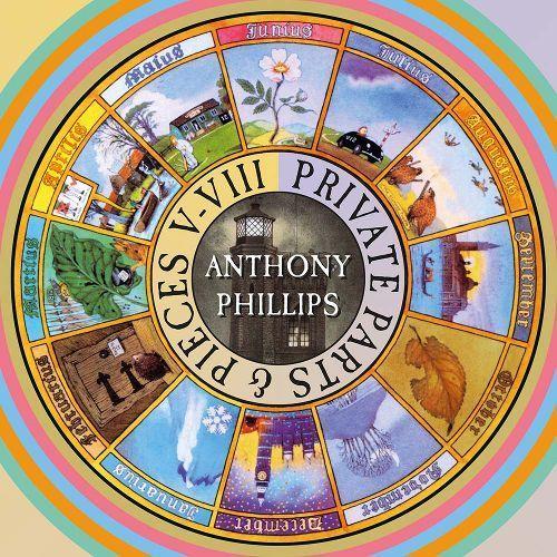 Private Parts & Pieces, Vols. 5-8 [CD]