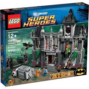 LEGO Super Heroes Batman: Arkham Asylum Breakout Play Set